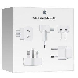 NWT Apple World Travel Adapter Kit